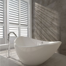 Fusion PLUS Shutters are water resistant
