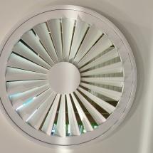 Radiating Circle